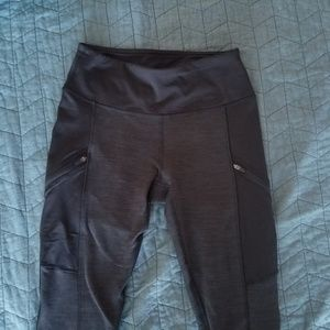 Active Kife Fleece Lined Workout Tights